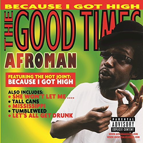 Because i got high (palmdale sessions) | afroman.