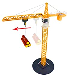 Top 9 Best Remote Control Cranes Toys (2021 Reviews & Buying Guide) 1