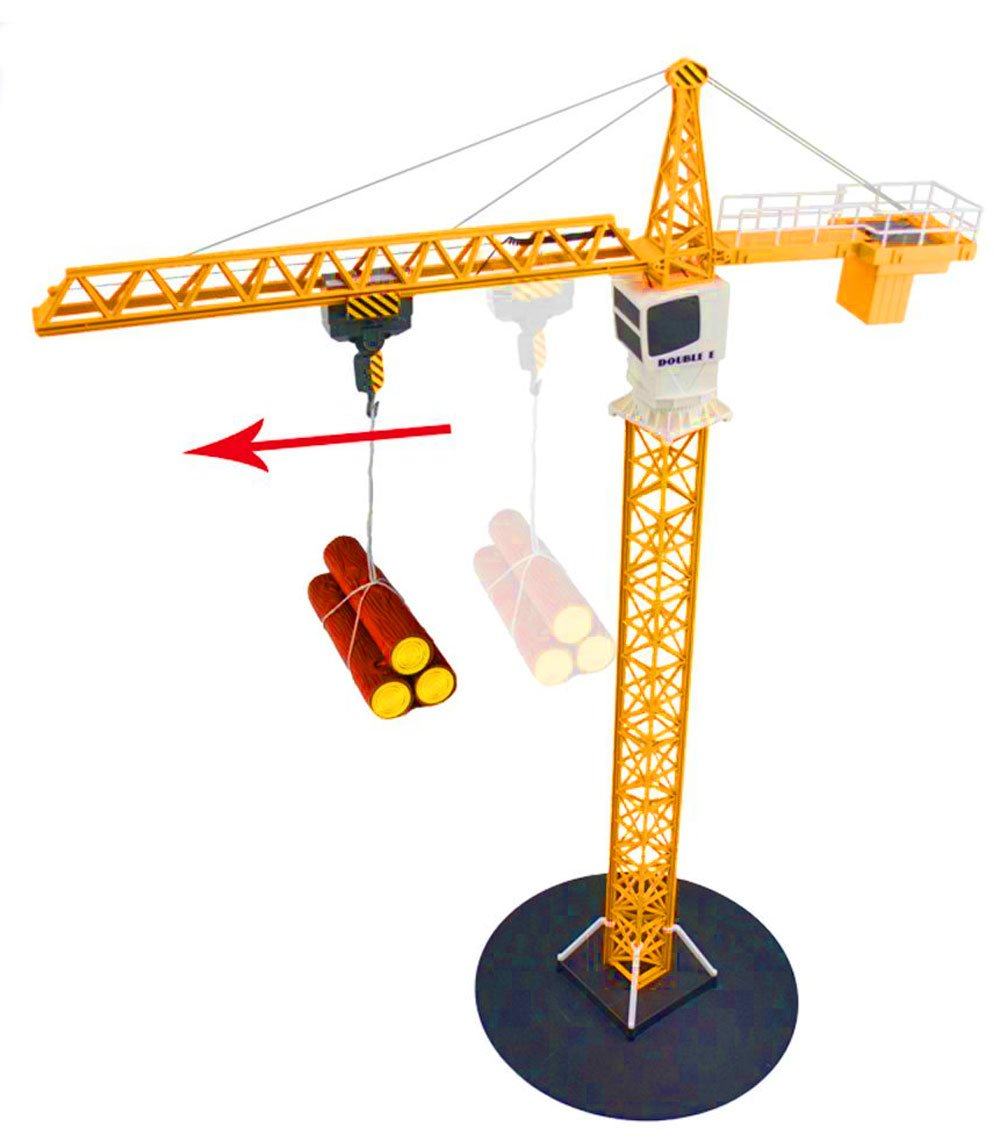 Top 9 Best Remote Control Cranes Toys Reviews in 2020 7