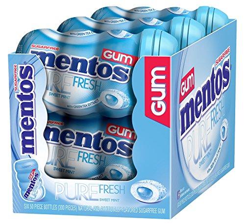 mentos-gum-sugar-free-pure-fresh-sweet-mint-50-piece-pack-of-6