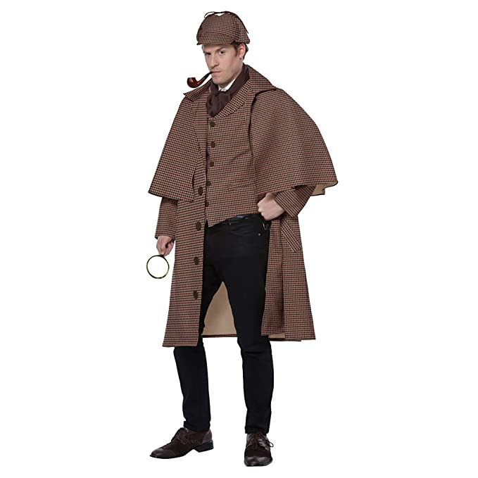 Victorian Men's Clothing, Fashion – 1840 to 1900 California Costumes Mens  AT vintagedancer.com