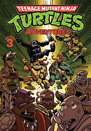 Teenage Mutant Ninja Turtles Adventures Volume 3 (TMNT Adventures) (Teenage Mutant Ninja Turtles Of Rats And Men)