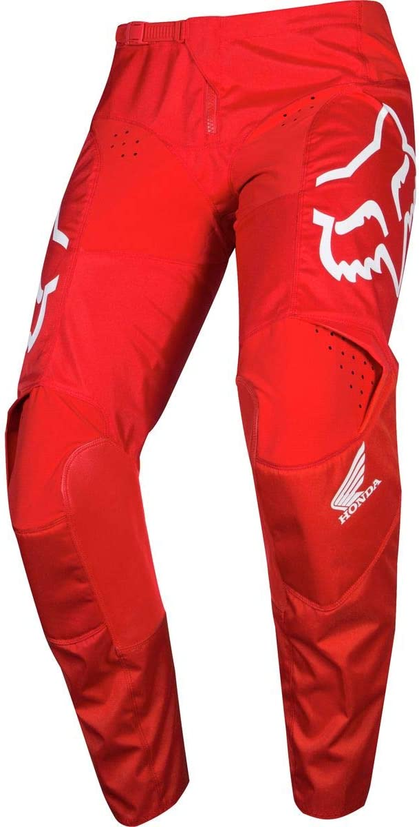 Pantalones Fox Racing 180 Honda Pantalones De Motocicleta Todoterreno Para Hombre Coche Y Moto Doorgo Id