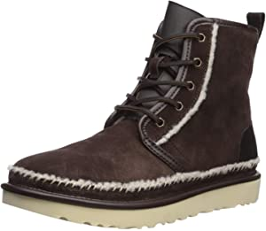 5d538ea0107 Amazon.com   UGG Men's Highland Field Boot Fashion, Chestnut, 5 ...
