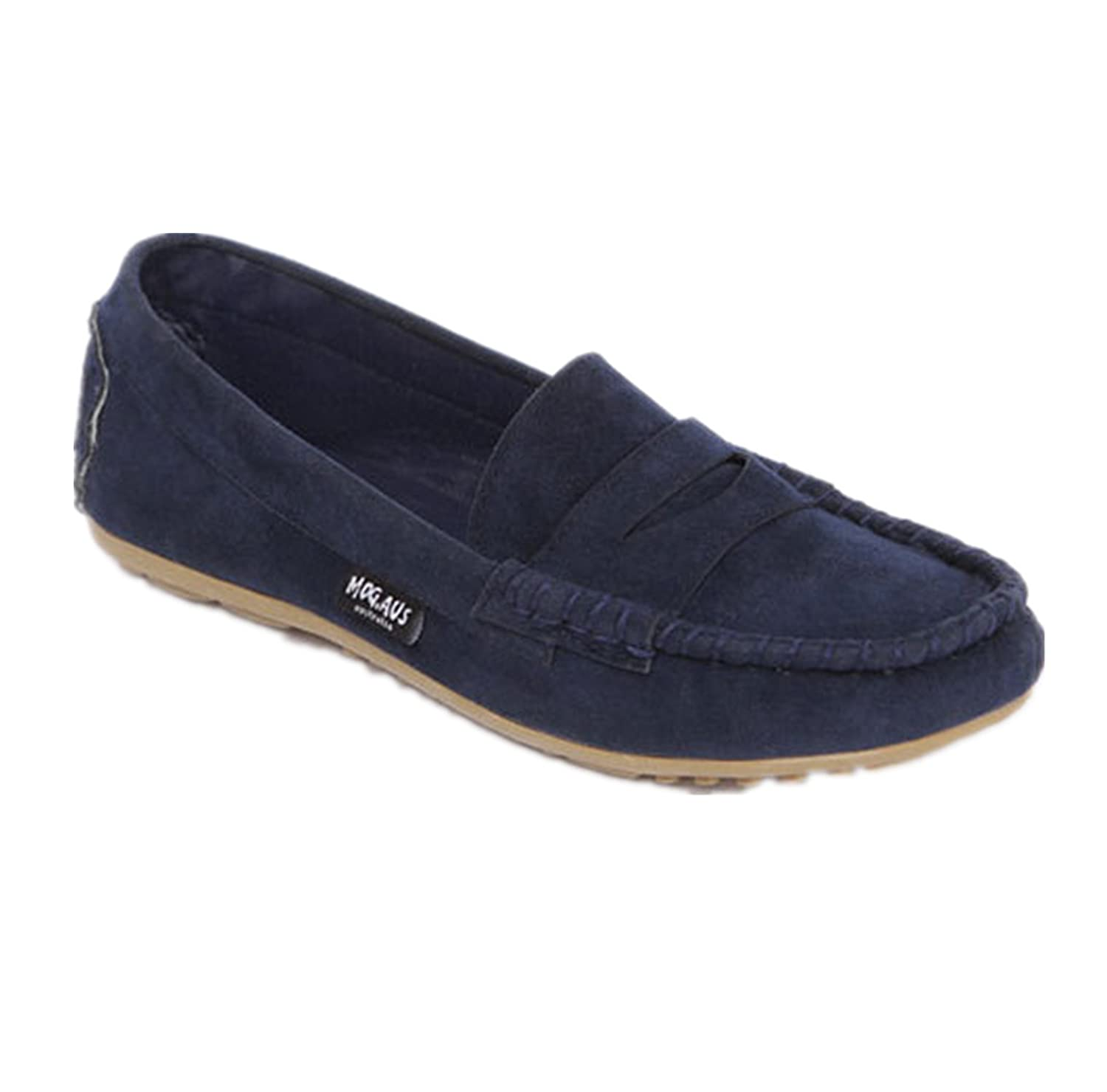 Yougao Women's Slip-On Loafer Flat Shoes