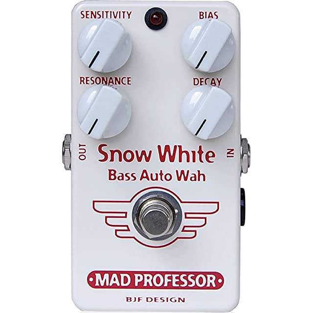 リンク:Snow White Bass Auto Wah