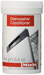 Miele DishClean NEW Dishwasher Conditioner in Powder form (2 pack) 5.6oz