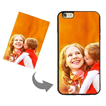 Amazon.com: Carcasa personalizada para iPhone 6/6s/6(s) Plus ...