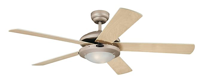 Westinghouse comet ceiling fan titanium amazon lighting westinghouse comet ceiling fan titanium aloadofball