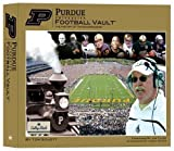 img - for University of Purdue Football Vault by Tom Schott (2008-08-25) book / textbook / text book