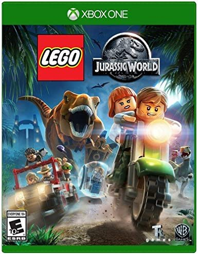 Take-Two Interactive LEGO Jurassic World, Xbox One - Juego (Xbox ...