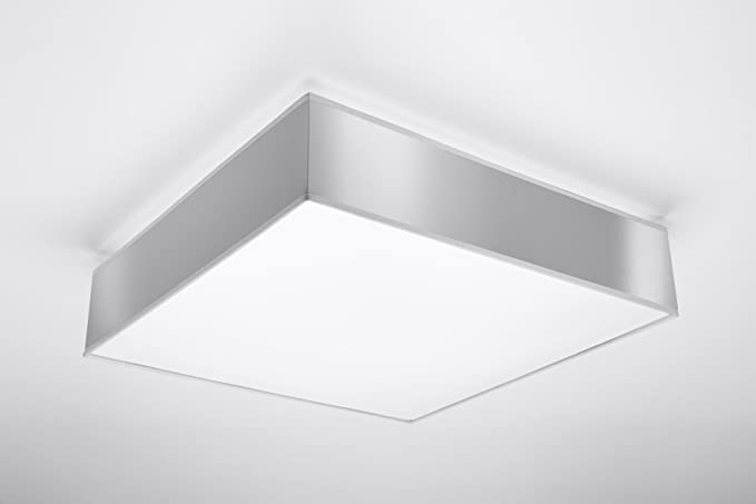 Lamp Led Ready Light Home Office Ceiling Mitra 45 Silver Nl 0140 Amazon Co Uk Lighting