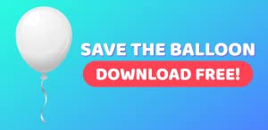Save The Balloon 2018 - Rise Balloon Up Free Game: Protect Balloon By Keeper by JustForward Hyper Casual Games