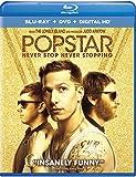 Popstar: Never Stop Never Stopping (Blu-ray + DVD + Digital HD)