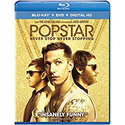 Popstar: Never Stop Never Stopping [Blu-ray]