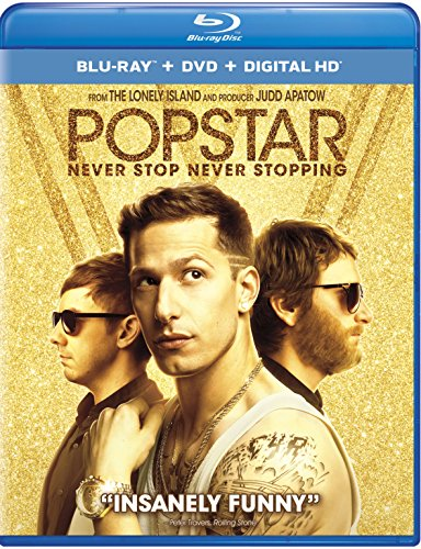 Seal - Popstar: Never Stop Never Stopping (Blu-Ray + Dvd + Digital Hd) - Zortam Music