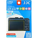 JJC LCP-G3X LCD Screen Protector Film for Canon G3X Camera