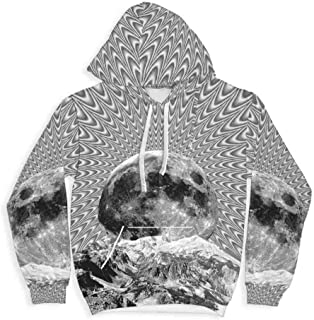 product image for Beloved Shirts Hymnotic Moon Hoodie