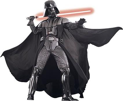 Generique - Disfraz Oficial de Darth Vader Supreme Edition para Adulto