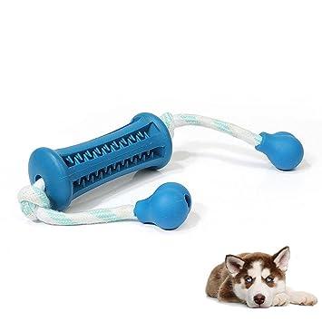 Aolvo Juguete dispensador de comida para perro, IQ Treat, juguete interactivo para dispensar alimentos