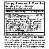 Propolis Immune TM 60 Capsules - Premier Propolis Formula with Chrysin for Optimal Immune Support Discount