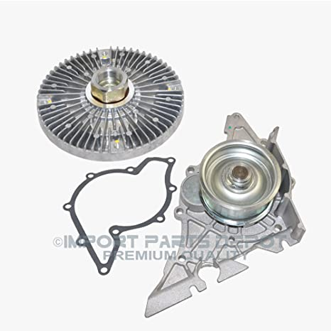 Amazon.com: Water Pump + Fan Clutch Kit for Audi VW Volkswagen Passat A4 A6 A4 Quattro A6 Quattro Premium 078121004J/078121350A New: Automotive