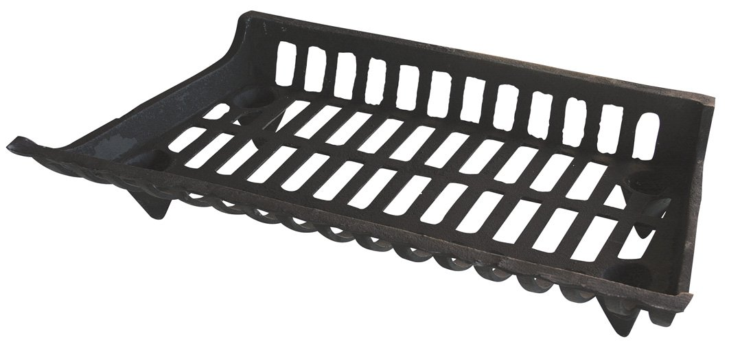 Uniflame, C-1534, 27 in. Cast Iron Grate by Uniflame
