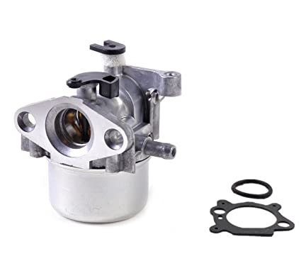 Wilk New Lawnmower Carburetor Carb Quantum for Briggs & Stratton 799866  Replaces 796707 794304