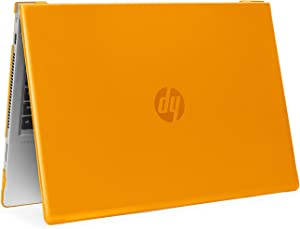 "mCover Hard Shell Case for 2019 15.6"" HP ProBook 450/455 G6 Series (NOT Compatible with Older HP ProBook 450/455 G1 / G2 / G3 / G4 / G5 Series) Notebook PC (PB450-G6 Orange)"