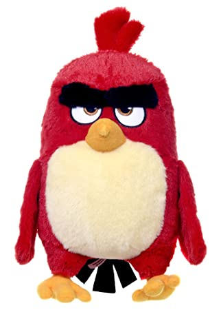 Peluche CHUCK Angry Birds Movie soft T3 30 cms.