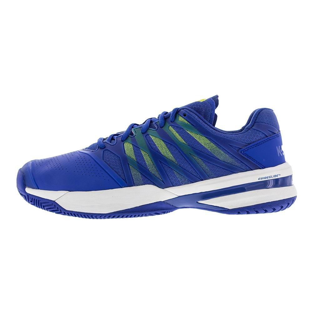 hombre para Zapatillas azul Citron neón K de ultrashot Fuerte tenis Swiss xwHHB7YX