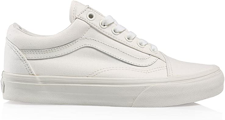 vans blanche old skool