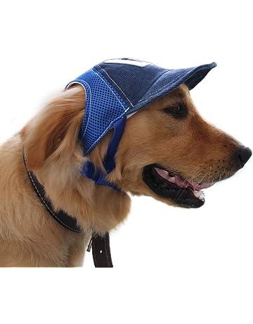 5d7d0a9e995999 Pet Dog Baseball Cap Sport Cap Hat - Outdoor Hat Sun Protection Summer Cap  for Small