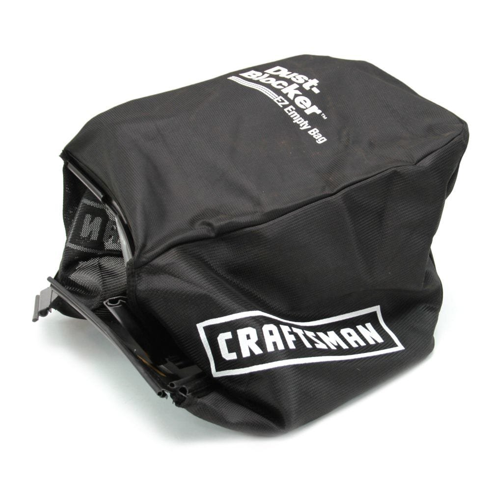 Craftsman 580947303 Lawn Mower Grass Bag Genuine Original Equipment Manufacturer (OEM) part for Craftsman