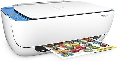 HP 3639 DeskJet - Impresora Multifunción (tinta instantánea ...