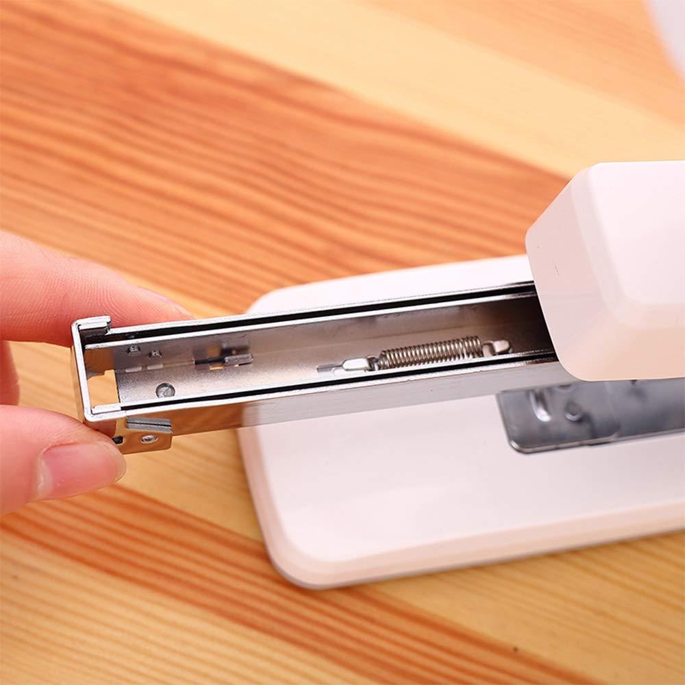 Cly Grapadora: Trabajo de Pesado, Tipo de Trabajo Aguja Universal, Profundidad de Papel 60 mm, Puede cargarse con 100 Clavos, se Pueden solicitar 60 páginas, Adecuado para el Encuadernado de Documentos. SY 449454