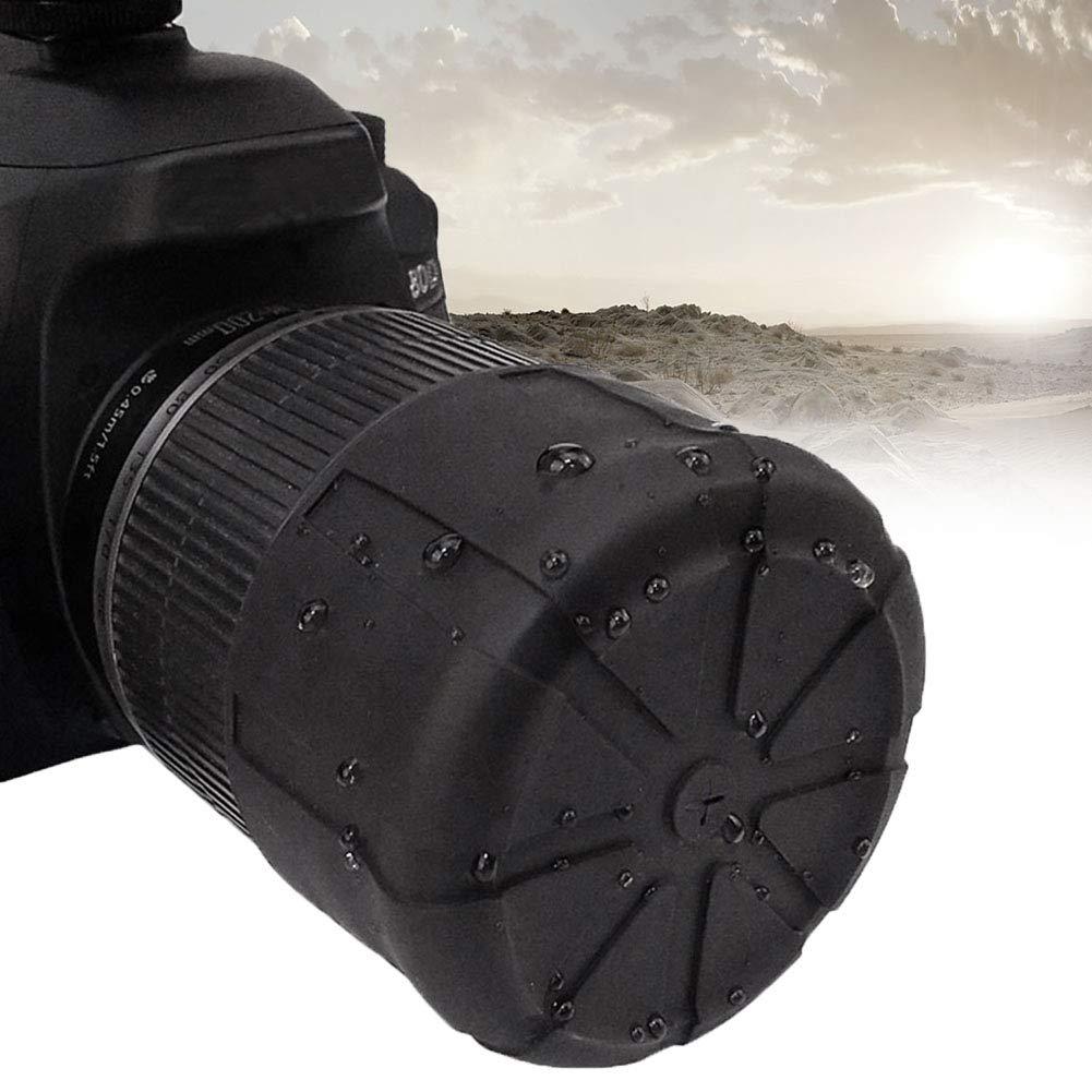 62/x 51/mm Sabbia Polvere e Resistente all Acqua SWED72 Camera Lens cap Superior Universale Lens Protector Protezione per l Obiettivo della Fotocamera Contro Tutti Gli Elementi