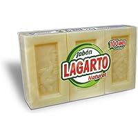 Lagarto Jabón Natural - Caja de 20 en pack de 3 x 200 gr - Total: 12000 gr