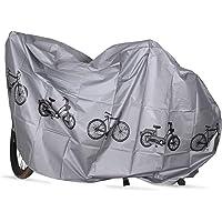 NIAGUOJI Fiets Cover Waterdichte Fiets Cover Anti Stof Regen Anti Sneeuw UV Bescherming Fiets Cover Bike Opslag voor…