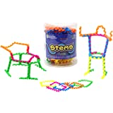 Learning Resources STEMS 3D Fun Educational Construction Toy for ages 5+ Set of 20 in storage tub