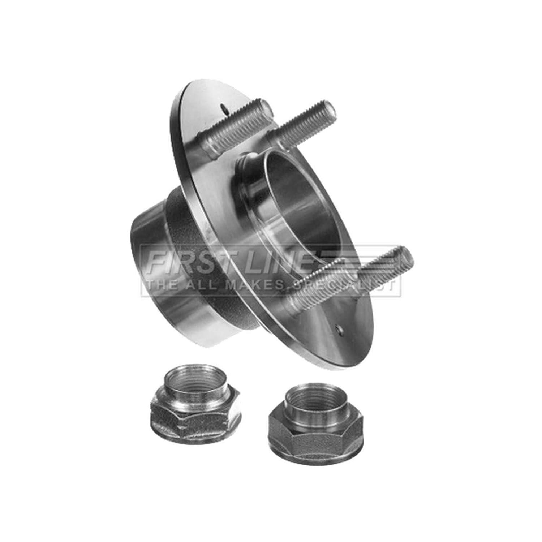 First Line FBK652 Wheel Bearing Kit