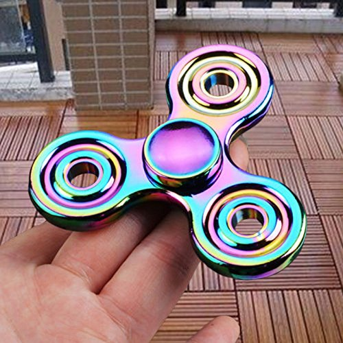HOT EDC Fidget Hand Spinner Torqbar Focus ADHD Autism Finger Toy Gyro TOYS (Things That Start With J For Kids)