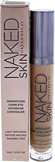 product image for Urban Decay Naked Skin Weightless Complete Coverage Concealer, Medium Light Neutral, 0.16 Ounce