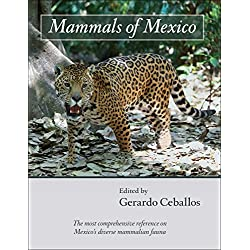 Mammals of Mexico (English Edition)