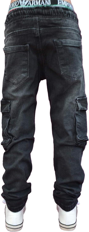 NM KIDS 6363 Cargo-JoggJeans Hose Junge Kinder