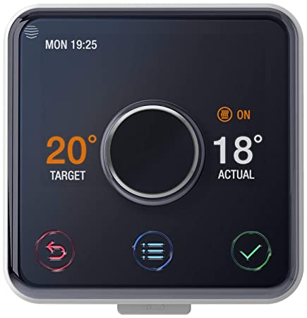 Hive Active Heating Thermostat Wiring Diagram: Hive Active Heating and Hot Water Thermostat without Professional rh:amazon.co.uk,Design