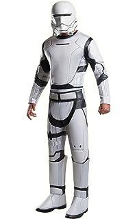 Amazon.com: Star Wars Mens Stormtrooper Costume - STD: Clothing