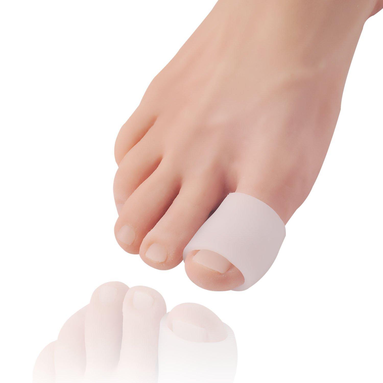 Dr Frederick's Original Fascette in gel per le dita dei piedi, confezione mista da 12 pezzi – Formato Small, Medio e Large – Protettori per le dita dei piedi e separatori per calli, vesciche Frederick Medical Supply EU 4332418371