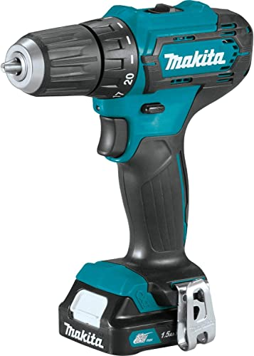 Makita CT232 12V max CXT Lithium-Ion Cordless 2-Pc. Combo Kit 1.5Ah