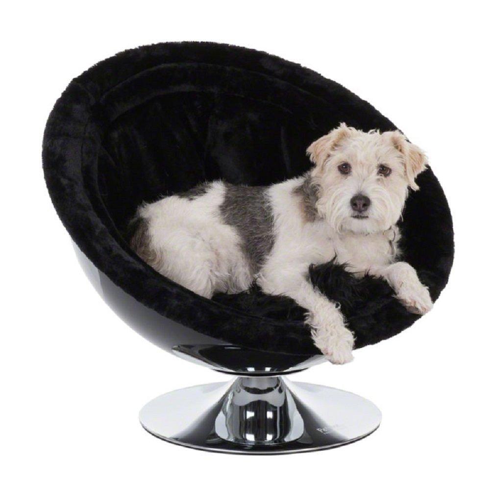 Grey PaylesswithSS Retro Dog Nest Bed (Grey)